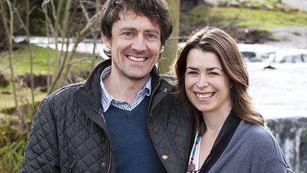 Jamie and Amy Roberts