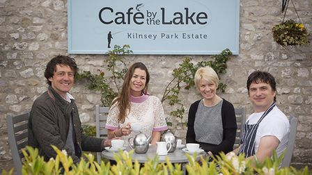 The Cafe by the Lake, Kilnsey