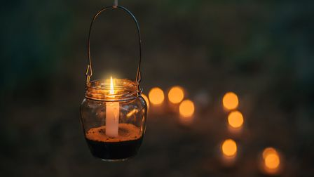 Candlelit walks are the perfect tonic this Halloween