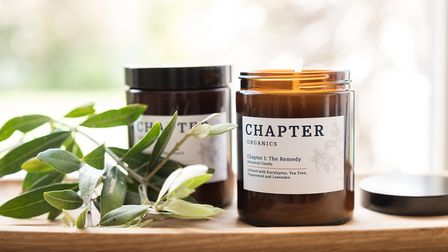 Chapter Organics produces all-natural infusions for home, body and mind