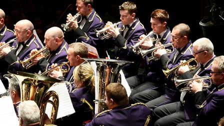 A champion band - Brighouse and Rastrick Brass Band