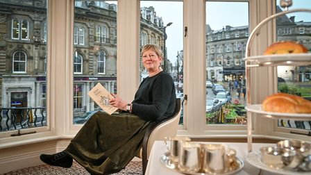 Lesley Wild, Chair of Bettys