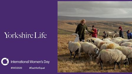 Yorkshire Life supports International Women's Day