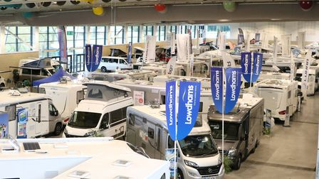 The Yorkshire Motorhome & Campervan Show returns in March