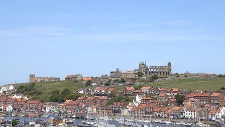 Whitby by Dennis Hodgetts
