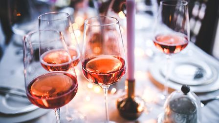 Provence rose wine with Wharf Side Wines