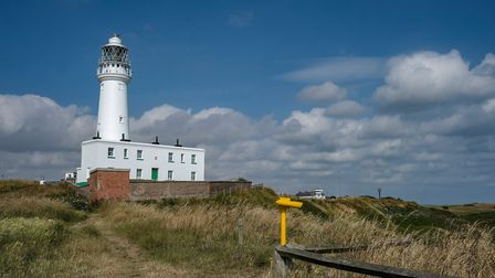Flamborough lighthouse (c) Tony Bartholomew