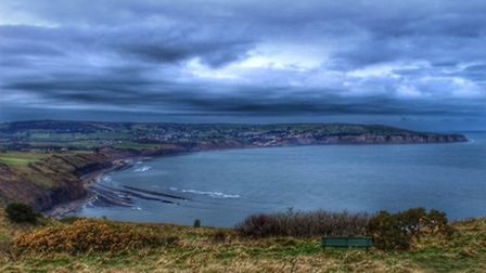Ravenscar by Nathan Parry