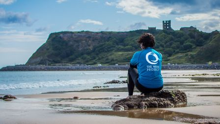 Blue health - the Wave Project at Scarborough and Cayton Bay (c) Samantha Naomi
