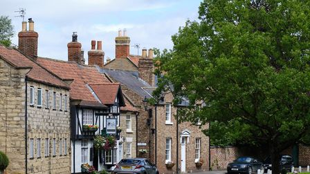 The characterful town