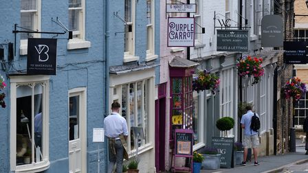 Malton is packed with independent shops