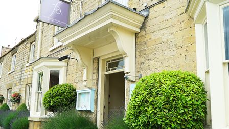 The Feversham Arms in Helmsley