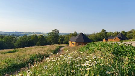Stay at Little Seed Field for some isolation in a cosy cabin