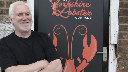 A family heritage of fishing was finally irresistible to Bob who set up his lobster business aoundthree years ago 'to help...