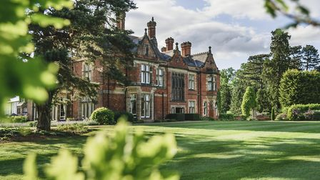 'Indulge in the ultimate luxury of five-star resort Rockliffe Hall.' Picture: Stan Seaton