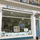 Watermark Gallery in Harrogate specialises in original illustrations from children's books