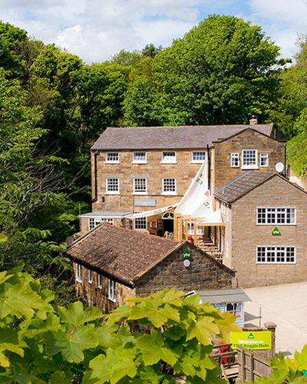 Boggle Hole nestles in a beautiful coastal valley and you can walk along the beach to Robin Hood's Bay