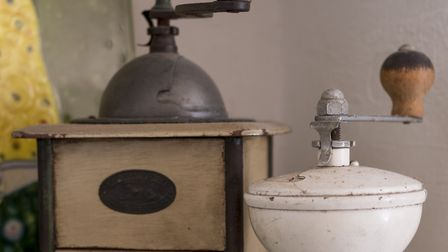 Antique French kitchen pieces are always sought after