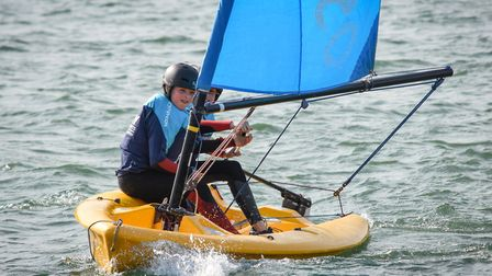 During Yorkshire Grit at Scarborough College, kids take part in activities such as scuba diving and surfing. Picture...