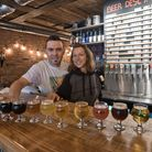Ira and Yav Kostadinchev of Portishead Brewing Company. Picture: MARK ATHERTON