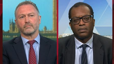Steve Reed clashes with Kwasi Kwarteng over spending on PPE