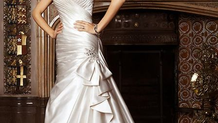 Pleated-satin-gown-with-crysta-697fe7f6