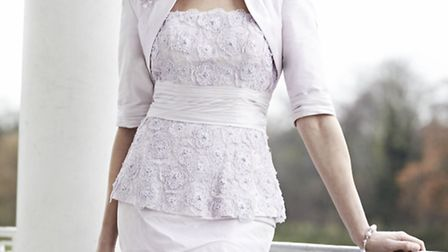 Fitted and fabulous from Ian Stuart high summer collection 1,077 from Snooty Frox