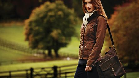 2. Horseprint Ferndown waxed jacket from Barbour, iconic cavalry jacket updated with an equestrian l