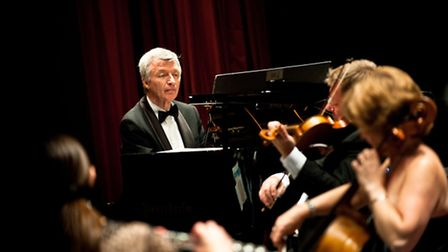 Evening concerts from the Scarborough Spa Orchestra