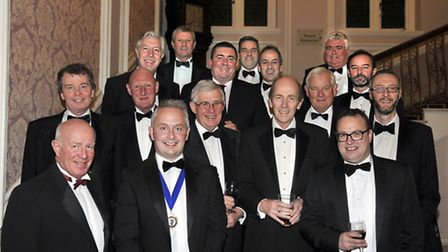 17th Annual Harrogate & District Estate Agents Association Presidents Charity Dinner, Majestic Hotel