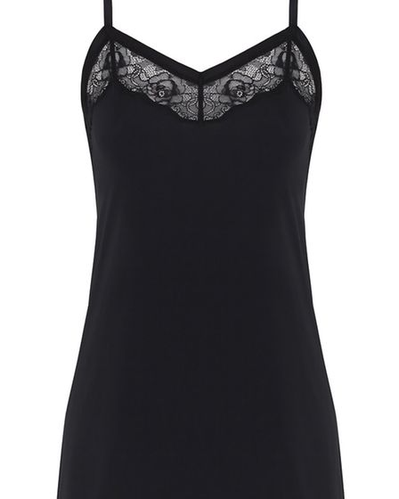 Rosie for Autograph slip in black £35 from Marks and Spencer