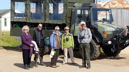 With the main access road now gone, 4x4 Unimog safaris are now the safest - and most adventurous wa