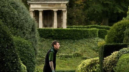 There's an awful lot history in gardens such as those at Brodsworth Hall, near Doncaster