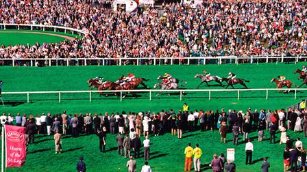 The St Leger at Doncaster
