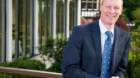 Simon Howarth Total Foodservice Solutions managing director