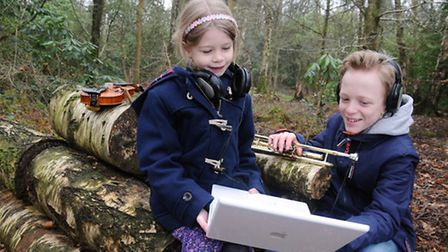 North Yorkshire Youth Music Action Zone (NYMAZ) brings music making to young people using digital te