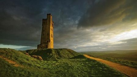 Fleeting Light at Castle Hill by Andy Hemingway