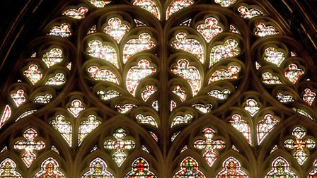 Heart of Yorkshire in The Great West Window.