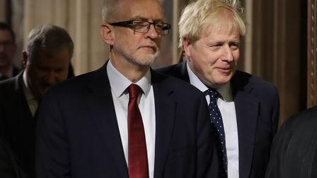 Neither Labour's nor the Tories' spending plans are credible, said the IFS. Picture: Kirsty Wigglesw