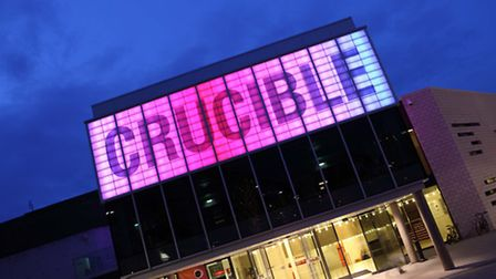 One of the country's leading regional theatres, The Crucible in Sheffield Photo Craig Fleming