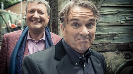 Squeeze in concert at Harrogate Convention Centre