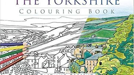 Yorkshire Colouring Book