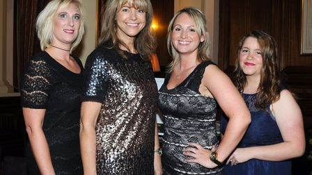 Donna Fryer, Suzanne Seed, Fiona Lewis, Sarah O'Brien