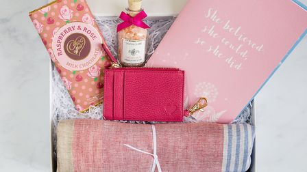 A few of my favourite things giftbox - Ginny and Joy