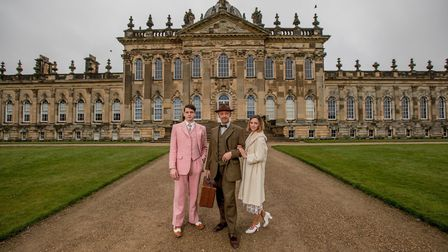 Castle Howard is the setting for one of the most successful immersive theatre productions of The Gre