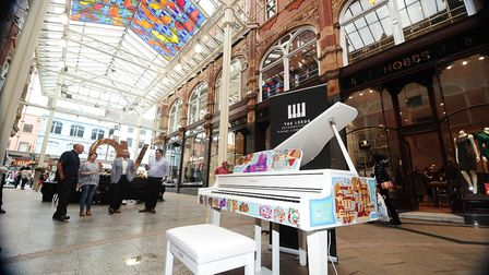 Get ready to play on the Piano Trail