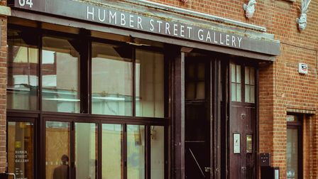 The Humber Street Art Gallery in the Fruit Market Photo: Chris Pepper
