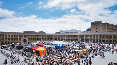 Chow Down food festival featuring food pop-ups, ale, craft beer, cocktails, prosecco returns this s