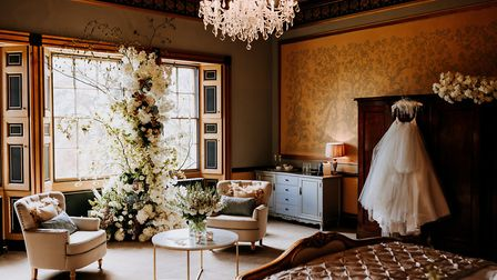The Swift Bridal Suite at Rise Hall (c) Peter Hugo