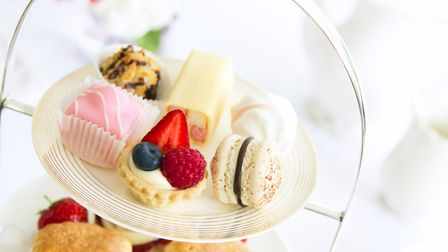 Afternoon tea has now become a popular summer pastime (c) Getty Images/iStockphoto/RuthBlack